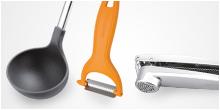 Kitchen utensils and accessories