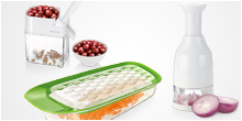 Slicers, graters, kitchen tools