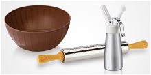 Baking utensils and accessories