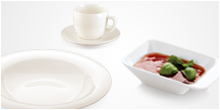 Plates, mugs, dishes and bowls